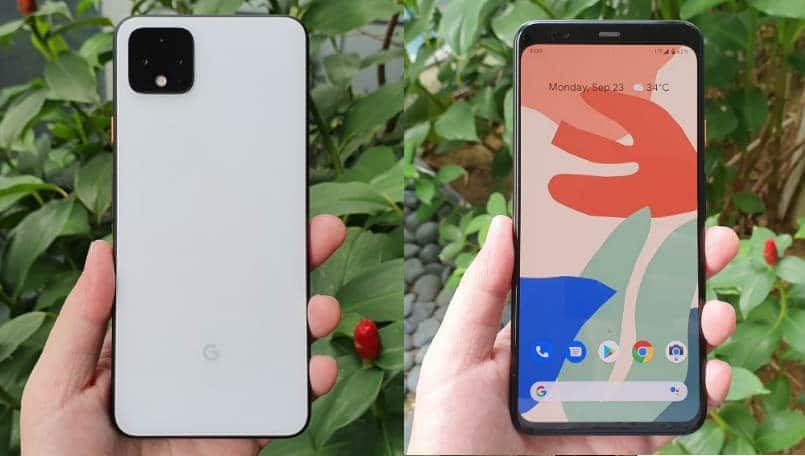 Google Pixel 4 XL hands on images give detailed look at the design and features
