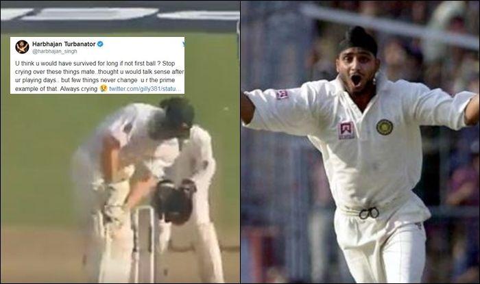 Harbhajan Singh slams Adam Gilchrist, Harbhajan Singh wickets, Harbhajan Singh wife, Harbhajan Singh records, Bhajji, Turbanator, Adam Gilchrist wife, Adam Gilchrist records, Indian Cricket Team, Australian Cricket Team, Cricket News