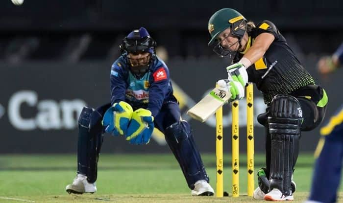 Alyssa Healy Latest News, Alyssa Healy Joins The 100 Club in T20Is, Ellyse Perry, Australia Women vs Sri Lanka Women, Cricket News