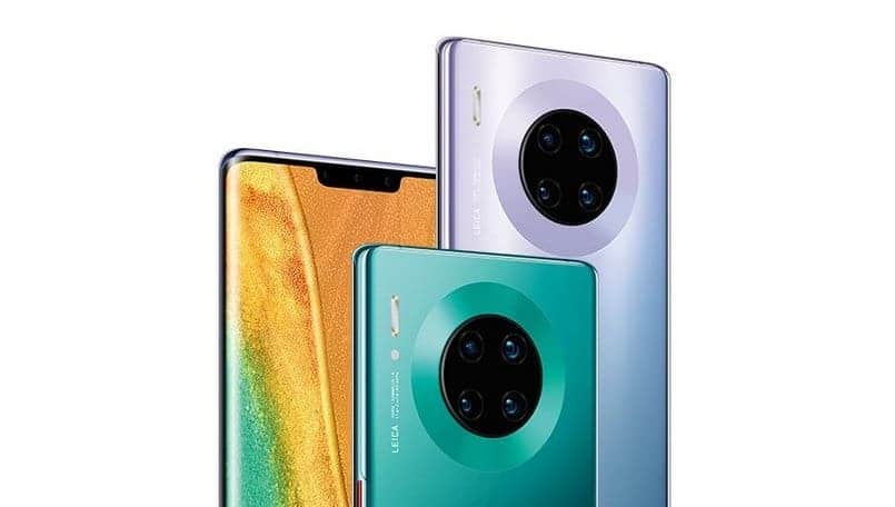 Huawei Mate 30 Pro scores 121 on DxOMark, beats Samsung Galaxy Note 10 Plus 5G