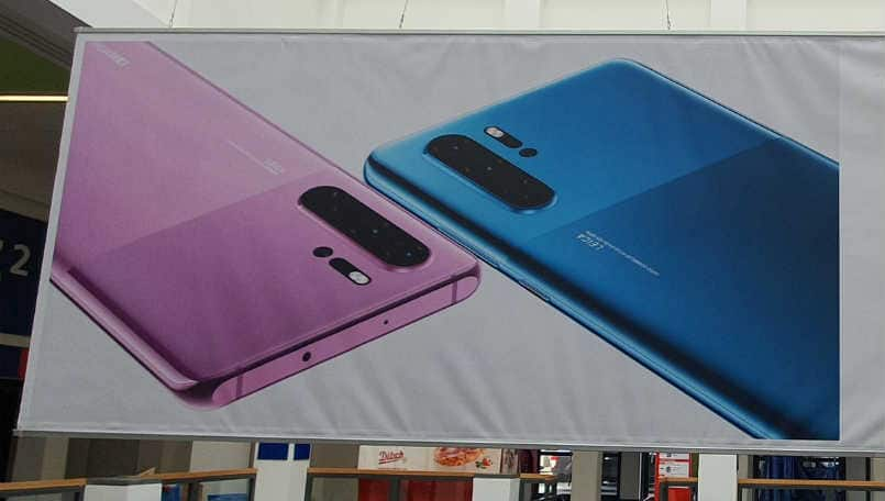 Huawei teases Kirin 990 and new P30 Pro colors at IFA 2019