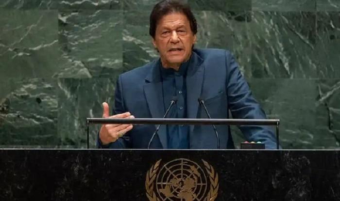 'India Must Lift Curfew Imposed in Kashmir', Says Imran Khan at UNGA
