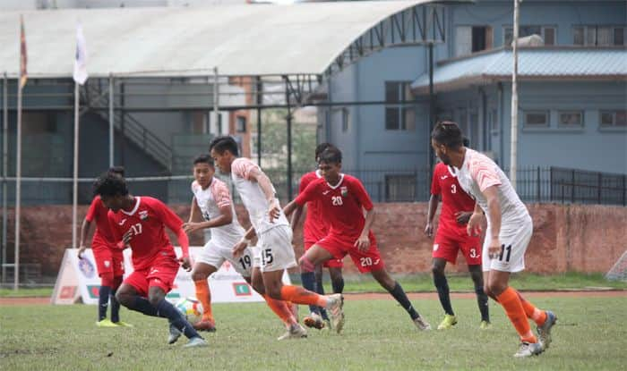 India Through to SAFF Under-18 Championship Final With Crushing Win Over Maldives