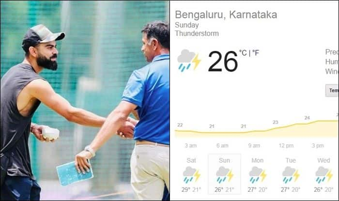india vs south africa, india vs south africa match, ind vs sa, Ind vs SA 3rd T20I T20I, Mohali weather report, india vs south africa weather update, weather forecast Bangaluru, M.Chinnaswamy weather report, Bengaluru weather forecast, indian national cricket team, south african cricket national team, IND vs SA Weather forecast, IND vs SA rain chance, M.Chinnaswamy Stadium, india vs south africa live streaming