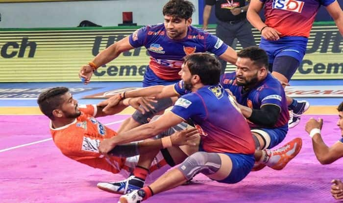 Dream11 Team Predictions Pro Kabaddi League 2019, DEL vs UP Dream11 Predictions, Today Match Predictions, Today Match Tips, Dabang Delhi vs UP Yoddha, Dabang Delhi vs UP Yoddha Today's Match Playing xi, Today Match Playing xi, DEL playing 7, UP playing 7, dream 11 guru tips, Dream11 Predictions for today's match, Pro Kabaddi DEL vs UP Match Predictions, online Kabaddi betting tips, Kabaddi tips online, dream 11 team, myteam11, dream11 tips, Pro Kabaddi League 2019 Dream11 Prediction, Kabaddi Tips And Predictions - Pro Kabaddi, Online Kabaddi Tips - PKL 2019, Kabaddi Tips And Predictions - Pro Kabaddi