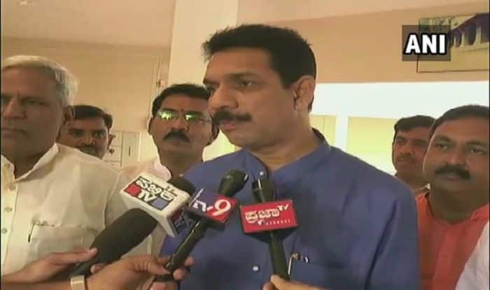 Karnataka BJP Chief Nalin Kumar Kateel