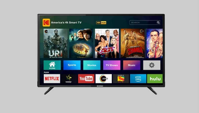 Kodak 43-inch, 50-inch and 55-inch XPRO 4K Smart TVs now available on Flipkart: Price, Features
