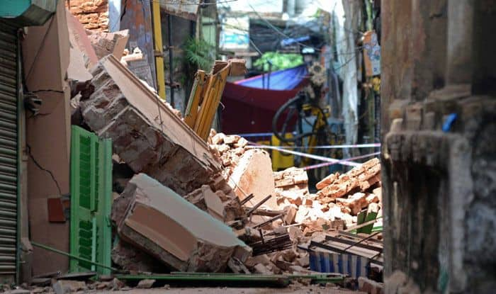 Building collapse, Kolkata metro work, West Bengal government, Bowbazar