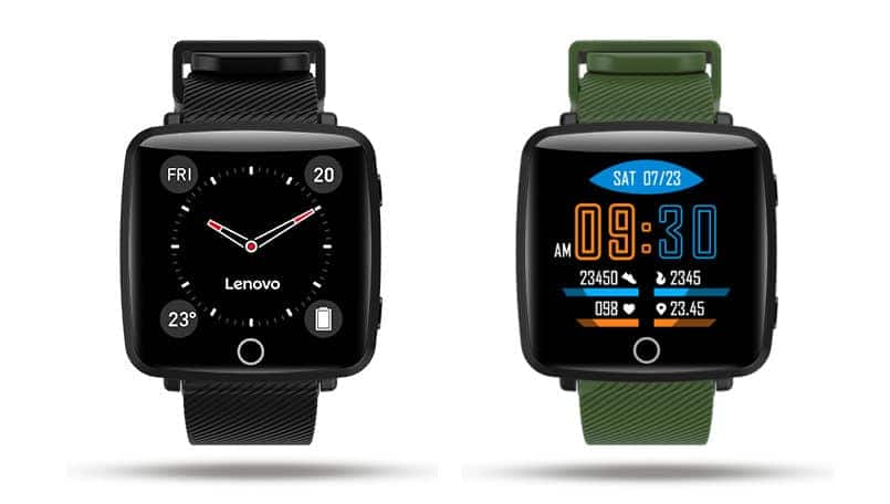 Lenovo Carme smartwatch with color display, IP68 rating launched in India: Price, features