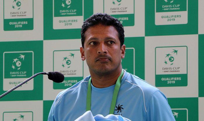 India tennis player Mahesh Bhupathi