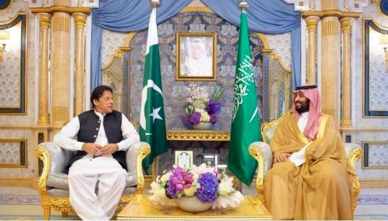 'Saudi Crown Prince Salman Called Back Imran Khan's Plane', Claims Pakistani Magazine