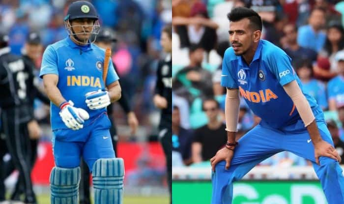 When Mahi bhai Got Out In World Cup Semifinal And I Was Going In, I Was Trying To Hold Back My Tears: Yuzvendra Chahal