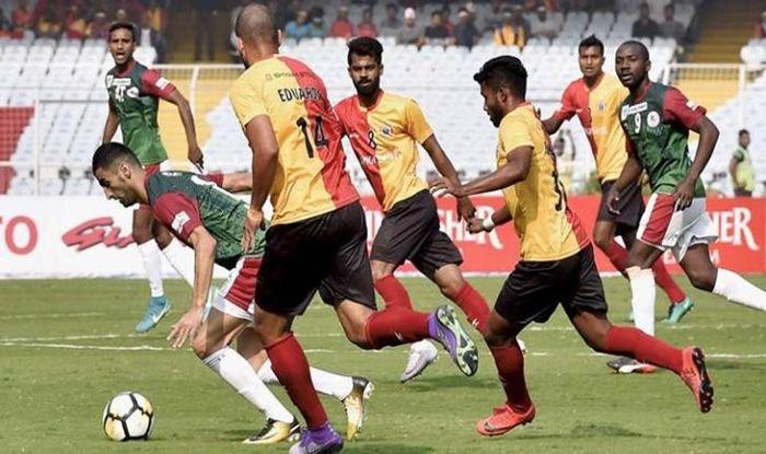 Mohun Bagan, East Bengal FC, Mohun Bagan vs East Bengal, Kolkata Derby, Calcutta Football League, Mohun Bagan, East Bengal Play Out Draw, Bagan-Bengal play goalless draw, Football News, VP Suhair