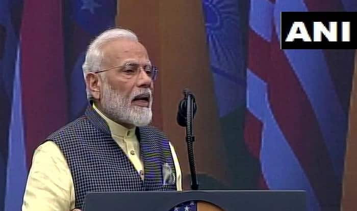 'We Have Said Goodbye to Article 370,' Says PM Modi on Kashmir Issue at NRG Stadium in Houston