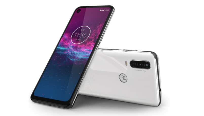 Motorola One Action now available via open sale in India