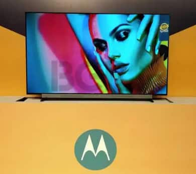 Motorola Smart TV Range