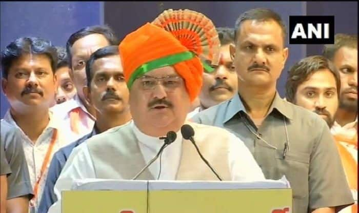 Maharashtra Polls: 'Opposition Leaders Either in Jail or Out on Bail,' Says JP Nadda at BJP Meet in Pune