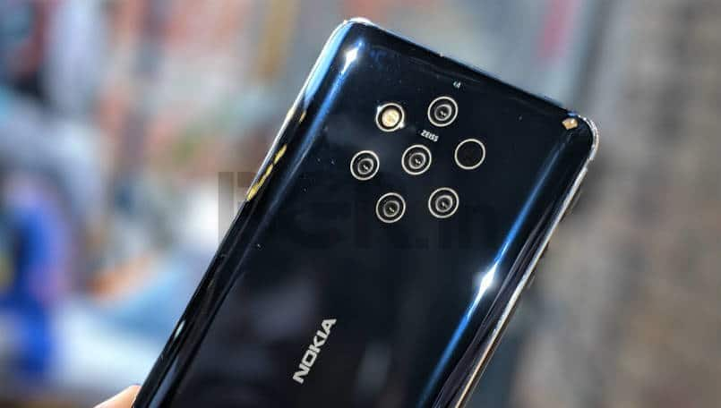 Nokia 9 PureView update rolling out with September 2019 Android security patch