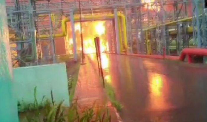 Mumbai: 3 CISF Jawans Among 4 Killed in ONGC Plant Blaze in Uran; CNG Supply Hit