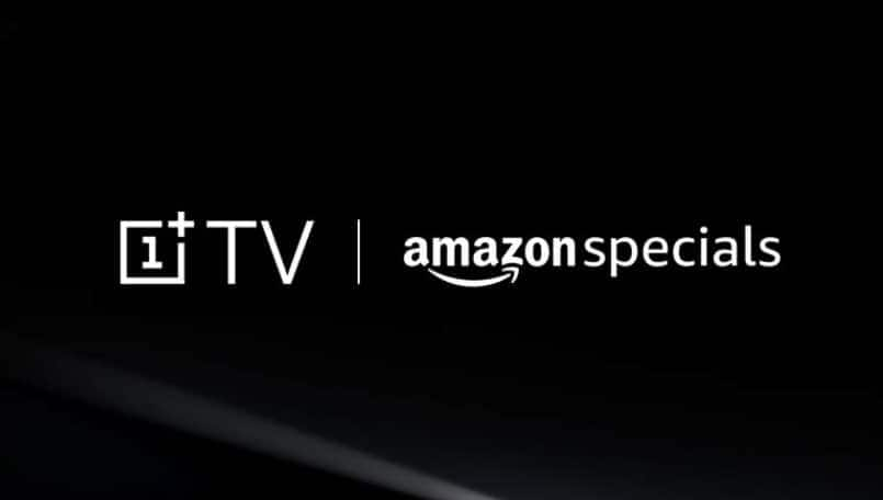 OnePlus TV key specifications confirmed via Amazon India ahead of official launch
