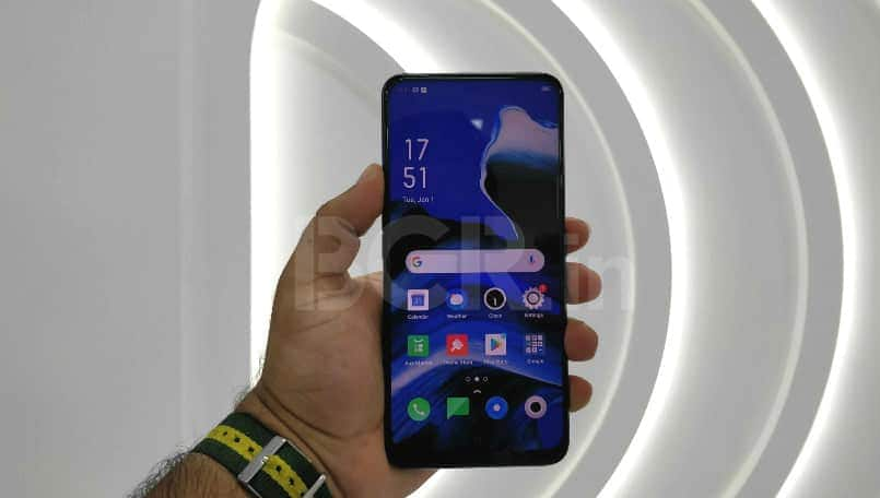 Oppo Reno 2Z to go on sale tomorrow: Price in India, specifications and features