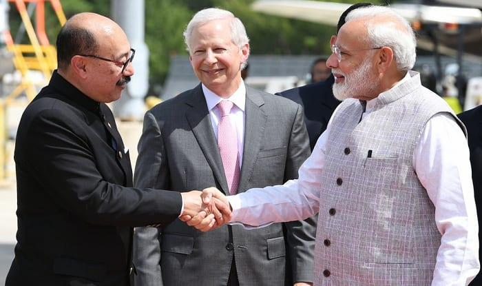 'It's a Bright Afternoon Here in Houston,' Says PM Modi After Arriving in US