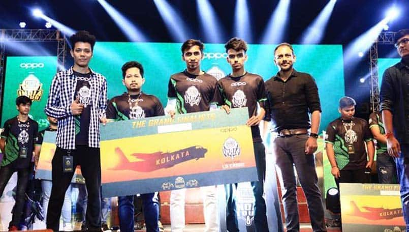 PUBG Mobile India Tour 2019: Here are the 4 qualifying teams from Guwahati