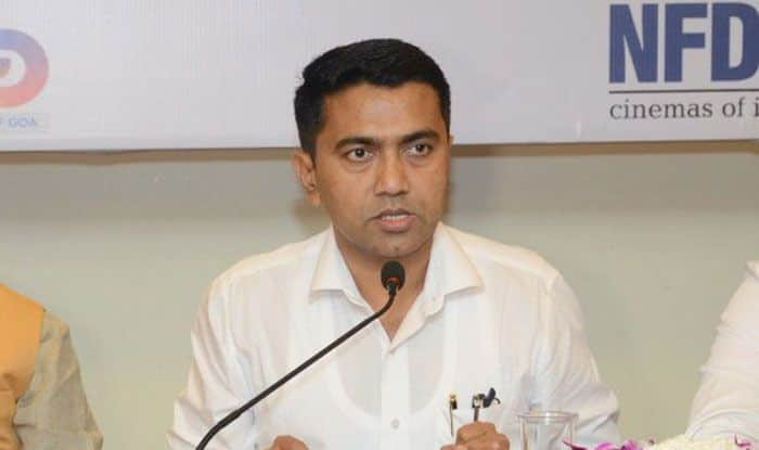 Pramod Sawant, GST on room tariff, Travel and Tourism Association of Goa