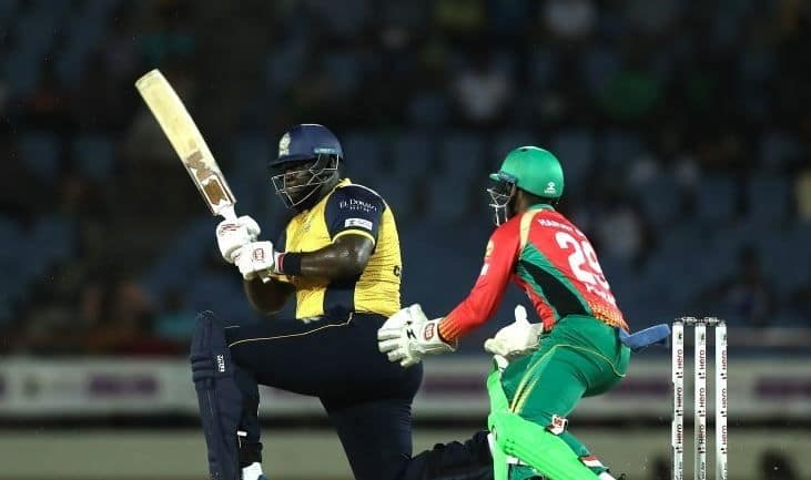 Rahkeem Cornwall age, Rahkeem Cornwall weight, Rahkeem Cornwall height, Rahkeem Cornwall wife, Rahkeem Cornwall's Lazy Run Out in CPL 2019 Leave Commentators in Splits, Guyana Amazon Warriors vs St Lucia Zouks, Cricket News, Guyana Amazon Warriors vs St Lucia Zouks, CPL 2019, Caribbean Premier League, Cricket News, St Lucia Zouks, Guyana Amazon Warriors