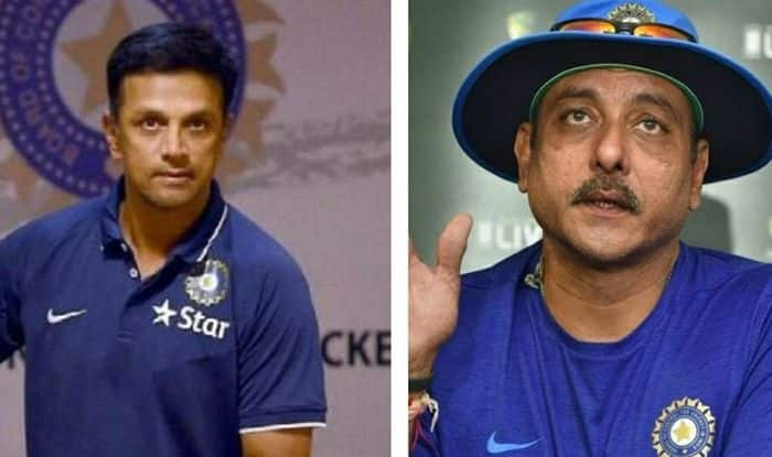 Rahul Dravid, Ravi Shastri, Cricket fans troll Ravi Shastri, Fans slam BCCI for call Shastri great, Rahul Dravid Cricket Legend, Ravi Shastri faces flak on Twitter, Cricket fans blasts BCCI on latest Tweet, Fans troll Ravi Shastri, BCCI tweet on Shastri-Dravid, Rahul Dravid-Ravi Shastri, Team India Head Coach, Team India, Ravi Shastri Slammed on Twitter, Ravi Shastri worst India coach, India vs South Africa 2019, Ravi Shastri is Virat Kohli's Yes Man, Cricket News, Bengaluru T20I, cricket fans slam Team India coach Shastri