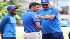 'Learn From The Master': Team India Spends Time With Rahul Dravid Ahead of 3rd T20I
