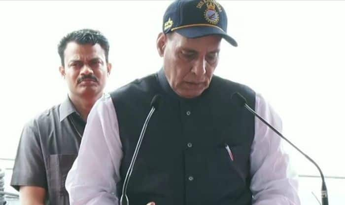 'Creating Content For Cartoon Makers', Rajnath Mocks Pakistan PM Over His Failed Attempt to Internationalise Kashmir Issue