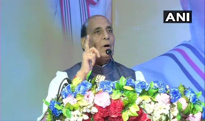 Article 370 Was Like Cancer, it Birthed Terrorism in Kashmir: Rajnath Singh