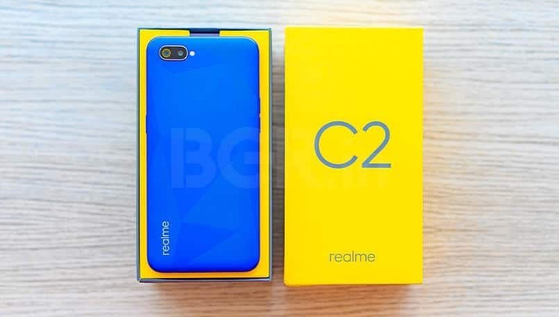 Realme C2's latest software update adds Digital Wellbeing, September security patch and more