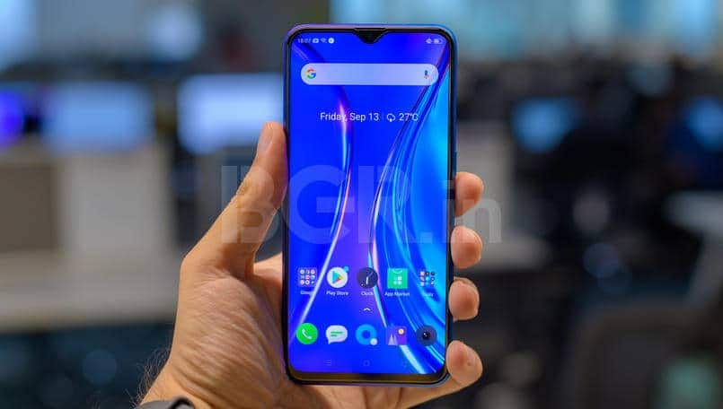 Realme XT sells out in 4 minutes in first sale; Next sale on September 30
