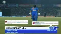Get Dhoni Back! Pant Ruthlessly Trolled For Playing Careless Shot | POSTS