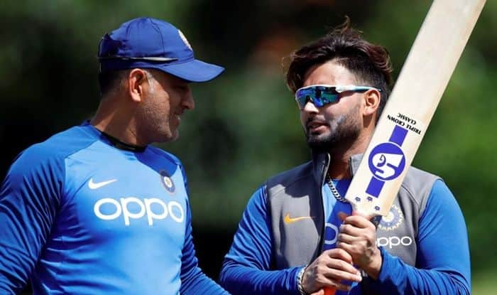 Rishabh Pant breaks MS Dhoni's record, Rishabh Pant's new milestone, Rishabh Pant 50th wicket-keeping dismissal in Tests, Rishabh Pant Surpasses MS Dhoni to Become Fastest Indian to 50 Wicket-Keeping Dismissal in Tests, Rishabh Pant pips MS Dhoni, MS Dhoni, MS Dhoni records, MS Dhoni wicketkeeper, India vs West Indies, Ind vs WI, WI vs Ind, Indian Cricket Team, Team India, Jamaica, 2nd Test