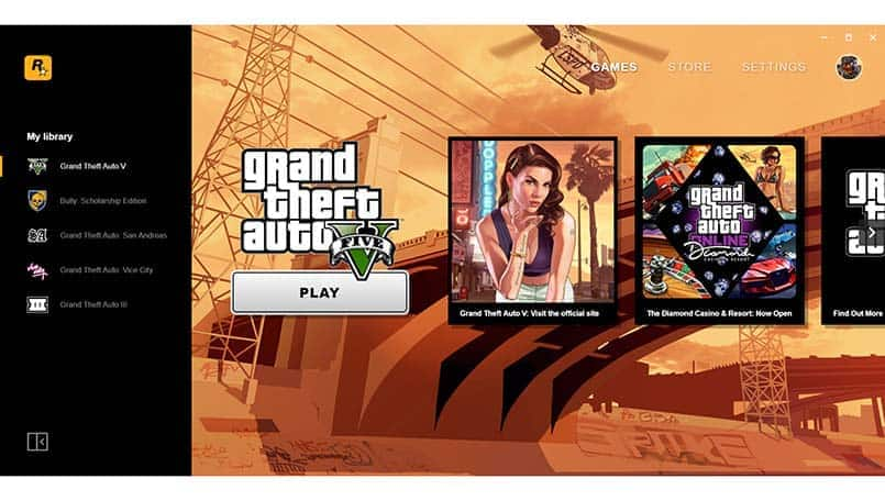 Rockstar Games releases PC launcher with GTA: San Andreas free giveaway