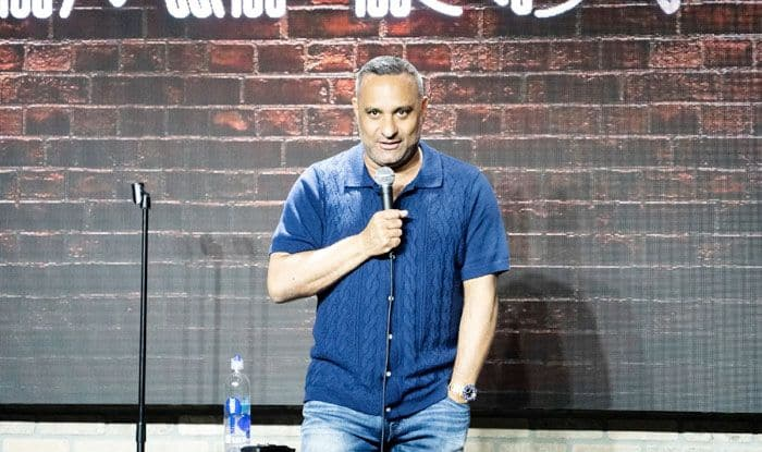 Russell Peters, Deported World Tour, Zee Live, Canada, India