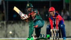 Bangladesh vs Afghanistan T20 Tri-Series 2019 Dream11 Team Prediction And Tips