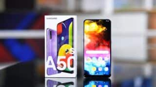 Samsung Galaxy A50s Review: One of the best mid-range Samsung phones yet