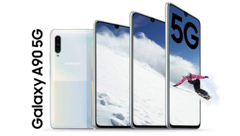 Samsung Galaxy A90 5G with Snapdragon 855 and DeX support launched: Price, Specifications and Availability