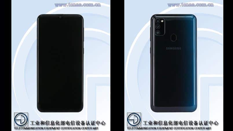 Samsung Galaxy M30s has shown up on TENAA; Key specs out