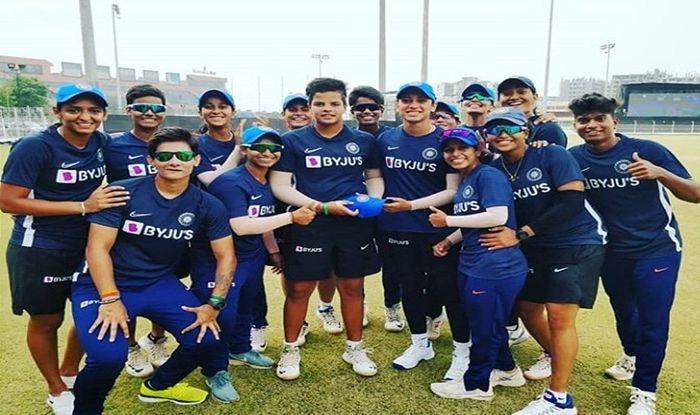Shafali Verma, Shafali Verma becomes India's youngest T20I debutant, Shafali Verma youngest India player to play international cricket, Shafali Verma news, Shafali Verma India Shafali Verma records, Women's Cricket Team, Shafali Verma surpasses Sachin Tendulkar, Shafali Verma pips Tendulkar to becomes youngest India player, India women's Cricket team, India Women vs South Africa Women, IND vs SA 1st T20I Report, IND-W vs SA-W 1st T20I Report, Shafali Verma Team India, Harmanpreet Kaur, Mithali Raj, Sachin Tendulkar, Shafali Verma creates history, Shafali Verma becomes youngest T20I debutant