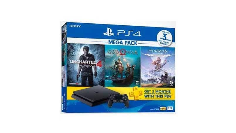 Sony PS4 India price drop now live; Gets PS4 1TB Slim Mega Pack