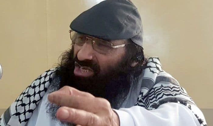Hizbul Mujahideen, Syed Salahuddin, Line of Control, Article 370, Pakistan