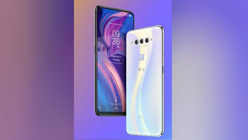 TCL Plex with Snapdragon 675 and triple rear cameras unveiled at IFA 2019