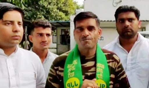 BSF soldier Tej Bahadur Yadav, Jannayak Janta Party, Haryana Assembly Election 2019, BJP