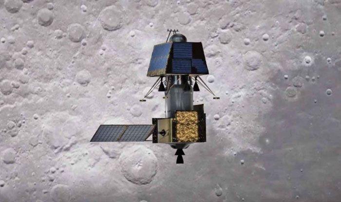 Chandrayaan-2, India's Moon landing, Landing module Vikram, Rover Pragyaan, Lunar surface, ISRO