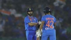 3rd T20I Live Updates: Rabada Removes Kohli, South Africa Hurt India With Quick Wickets